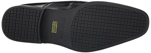 Stacy Adams Mens Ardell Slip Resistant Cap Toe Oxford Black sQMZNOyW88
