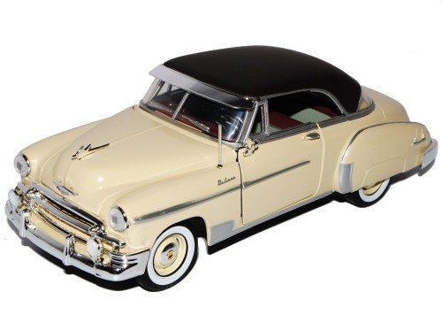 Air Coupe Gelb Beige 1950 Oldtimer 1/24 Motormax Modellauto Modell Auto by Motormax ()