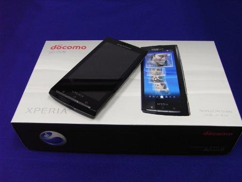 Xperia SO-01B(ブラック)の商品画像