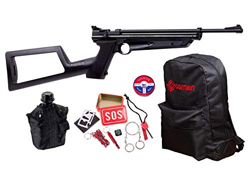 Crosman Doomsday Bug Out Air Rifle Kit 2289 air rifle