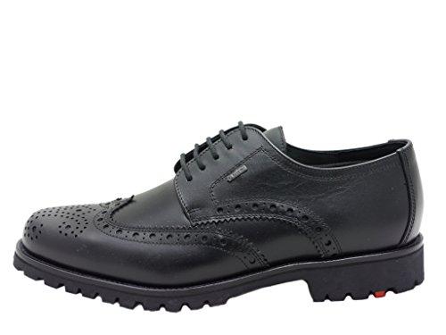 Lloyd Varas Gore-Tex, Zapatos de Cordones Derby para Hombre negro