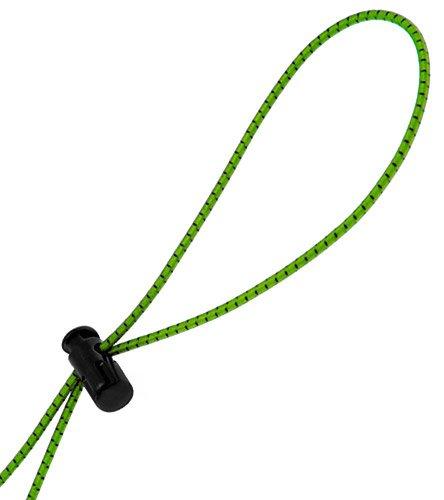 Sporti Goggles Bungee Strap (Green)