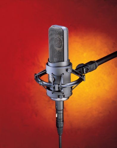 2. Audio-Technica AT4060 Cardioid Condenser Microphone