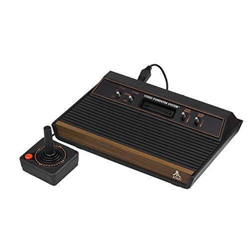 Atari 2600 Video Computer System Console (Renewed) from Atari