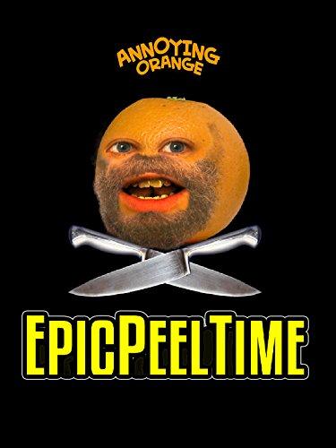 Clip: Annoying Orange - Epic Peel Time