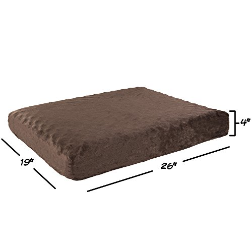 Orthopedic-Pet-Bed-Egg-Crate-and-Memory-Foam-with-Washable-Cover