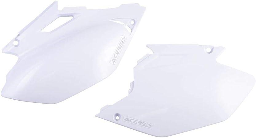 Acerbis Side Panel Set for 03-06 Yamaha WR450F White