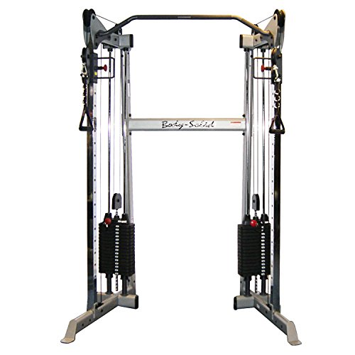 Crossover Kickback (Body Solid Functional Home Gym Weight Stack Training Center GDCC210)
