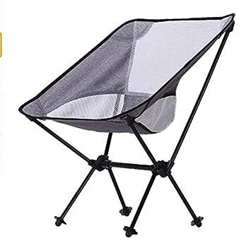 mkkwp Silla De Camping Plegable De Pesca Al Aire Libre para ...