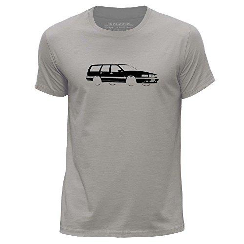 stuff4-mens-x-large-xl-light-grey-round-neck-t-shirt-stencil-car-art-850-t5-r