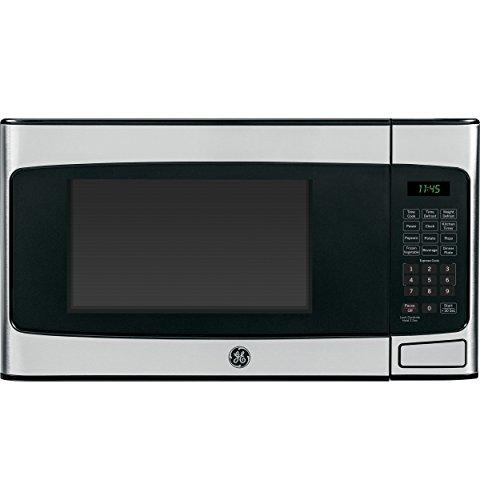 GE JES1145SHSS 1.1 Cu. Ft. Capacity Countertop Microwave Oven (Renewed)