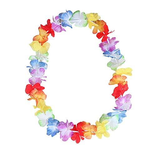 Geforce Gtx1060-10pcs Hawaiian Diy Party Beach Flower Leis Garland Necklace Fancy Dress Hawaii Fun Flowers - Purple Table Paper Living Cake Garland Arch Shower Room Baby Wedding Vase -