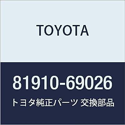 TOYOTA 81910-69026 Reflector Assembly: Automotive