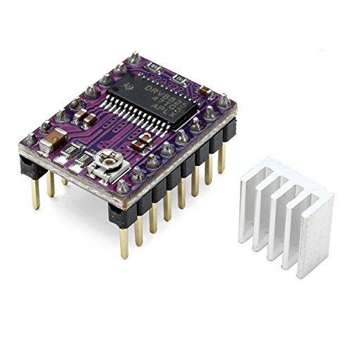 INVENTO DRV8825 Nema 17 módulo de controlador paso a paso con ...
