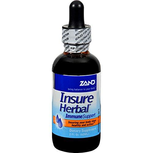 Zand Insure Immune Support - 2 fl oz - Gluten Free - (Herbal Echinacea Insure)