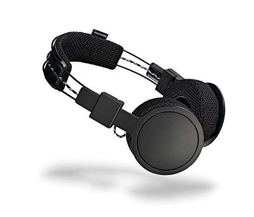 Urbanears Hellas On-Ear Active Wireless Bluetooth Headphones, Black Belt (4091227)
