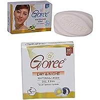 Goree Set - Day & Night Cream & Whitening Soap