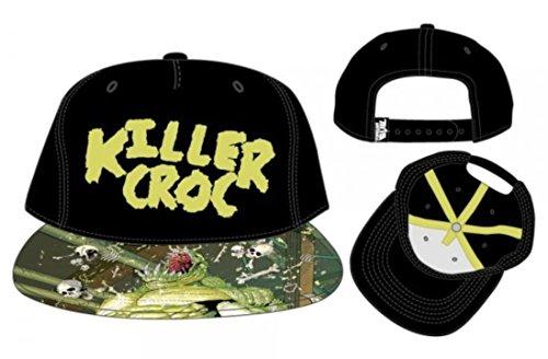Killer Croc Forever Evil Snapback Baseball Cap Hat