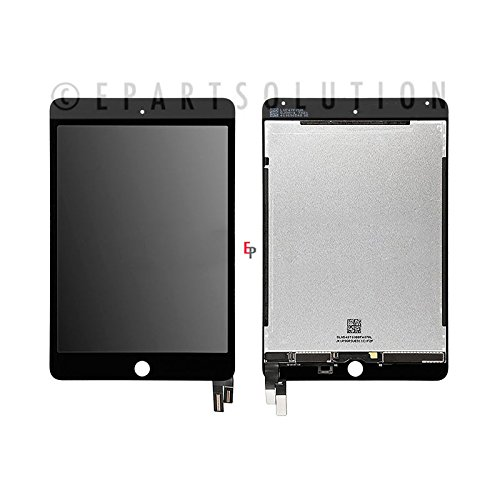 ePartSolution_iPad Mini 4 A1538 A1550 LCD Touch Screen Digitizer Assembly Black Replacement Part USA Seller by For Apple
