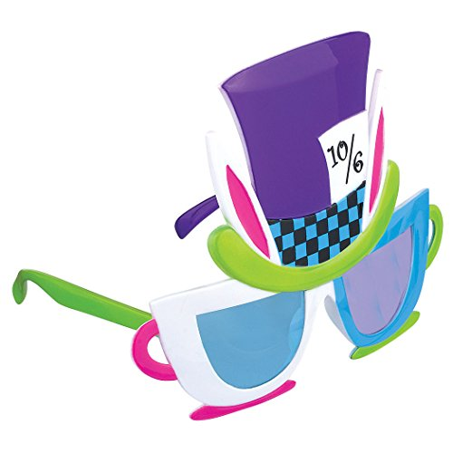 [Mad Hatter Fun Shades] (Kids Mad Hatters Tea Party Costumes)