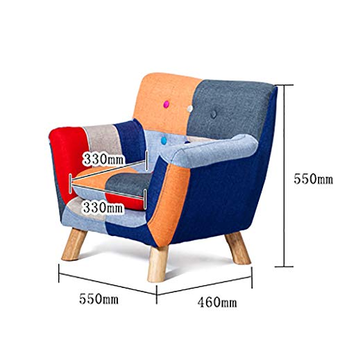 Amazon.com: Childrens Sofa,Kids Luxury Armchair Cartoon ...