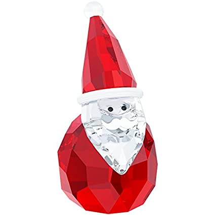 1b4099f3d Amazon.com: Swarovski Figurines #5059033, Santa Claus: Home & Kitchen