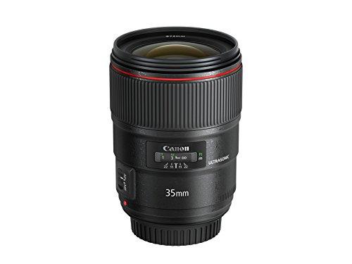 Canon 単焦点レンズ EF35mm F1 4L II USM フルサイズ対応の商品画像
