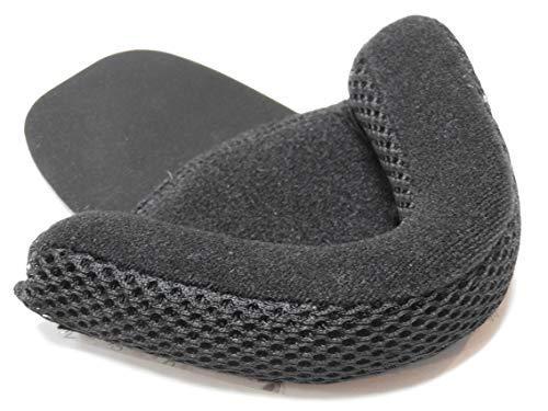 Helmet Motorcycle Pads - Bear Claw #MC-DEP Deluxe Motorcycle Shorty Half Helmet Ear Pad Inserts - No Wind Noise - Stay Warm - Audio Ready
