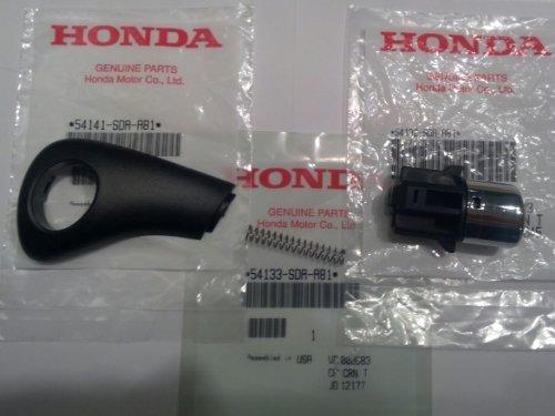 2003 2004 2005 Honda Accord Shifter Shift Button Knob 3 Piece Repair Kit Oem Honda Parts