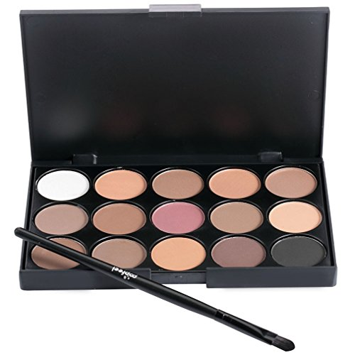 FantasyDay Professional 15 Colors Matte Waterproof Eyeshadow