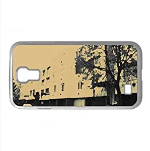 Flat Watercolor style Cover Samsung Galaxy S4 I9500 Case