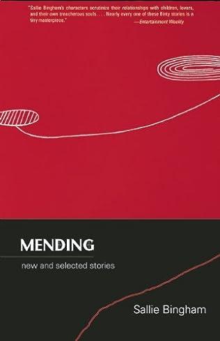 book cover of Mending