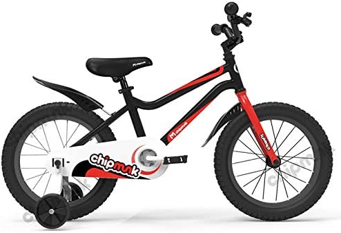 SXZHSM Bicicleta For Niños, Bicicleta For Niños De 3 A 10 Años ...