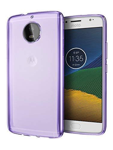 Moto G5S Plus GS5+ Case, Cimo [Grip] Premium Slim Protective Cover for Motorola Moto G5S Plus GS5+ - Purple