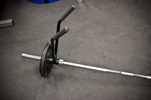 Legend Fitness 3220V USA-Made Narrow ''V'' Grip Handle Grappler Attachment for LandMine Functional Training