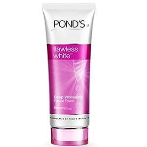 Pond's Flawless White Deep Whitening Facial Foam 100 g