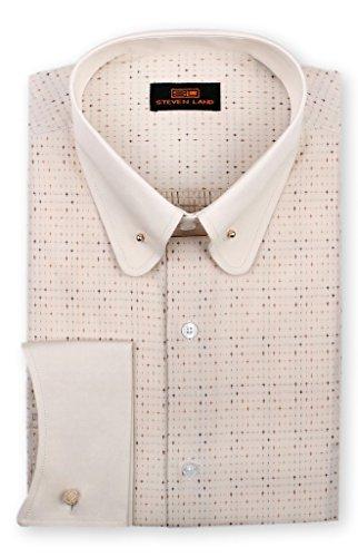 collar bar shirt - 8