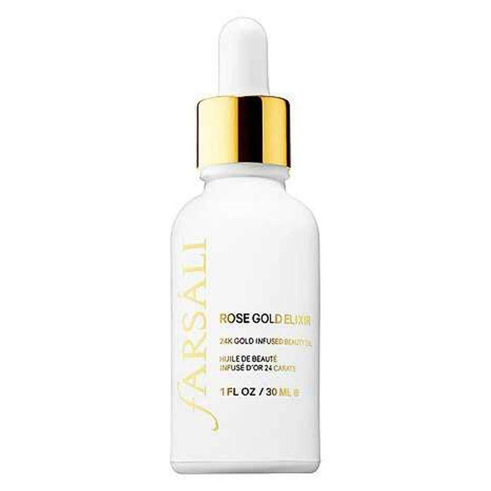 Essenza idratante in foglia d'oro 24k Idratazione duratura illuminante Whitening Skin Essence Olio viso anti-rughe 30ml Isuper