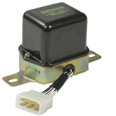 New OEM Denso Regulator Electronic 12V 14.3 Set Point B-Circuit IGN Activation for Kubota Compact Tractors L2250 Series 1985-2006 026000-2120 27700-2200071 27700-10110-71 27700-1011071 026000-1730: Automotive