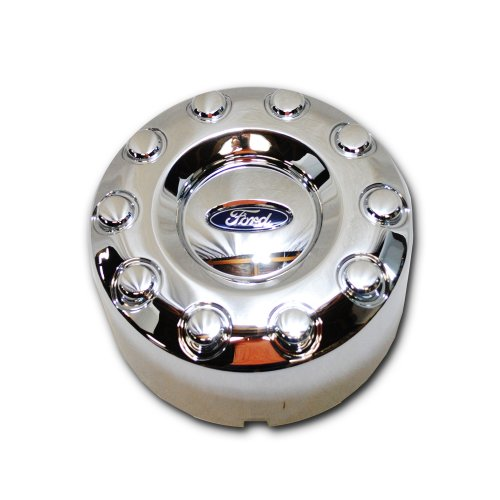 - OEM New Ford F-450, F-550 Rear Center Cap For 19.5