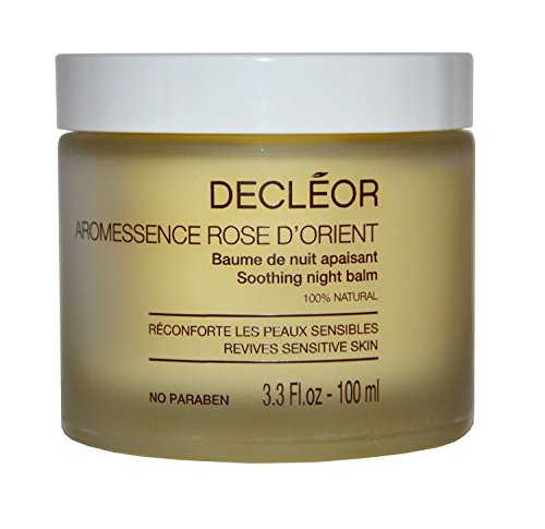 Decleor Aromessence Rose D'orient Night Balm 100oz(3.3ml) Sensitive New Fresh Product (Balm Dorient Night Rose)