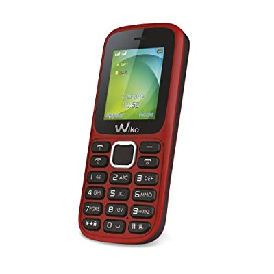 Comparer WIKO LUBI2 ROUGE