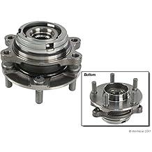 2003-2007 Nissan Murano Front Wheel Bearing and Hub Assembly (Timken)