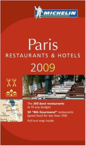Michelin Paris Map /& Guide