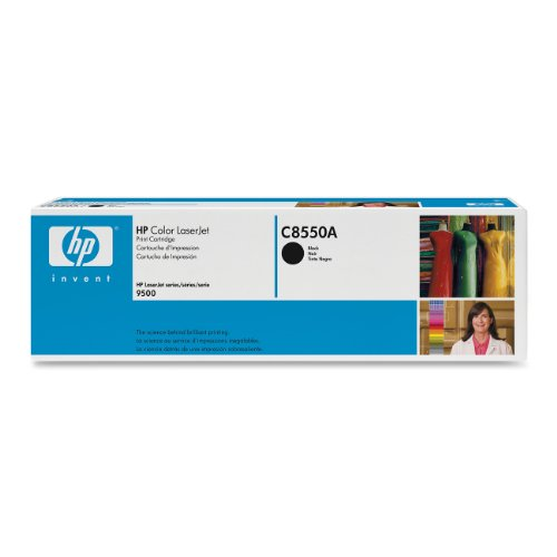 HP Laserjet 822A  Black Cartridge in Retail Packaging (C8550A), Office Central