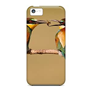 New Cute Funny Bee Eaters Cases Covers/ Iphone 5c Cases Covers