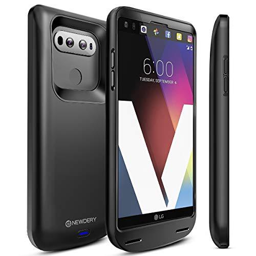 new arrival 7999b d1d59 NEWDERY LG G7 Thinq Battery Case, 4700mAh LG G7 Slim Portable ...
