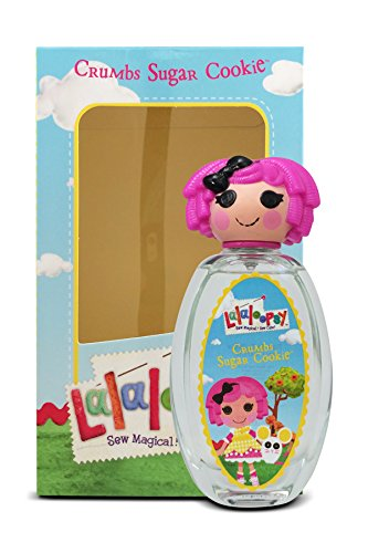 Lalaloopsy Fragrance, Crumbs Sugar Cookie, 3.4 Fluid -