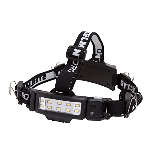 Led Light Clip Hard Hat in US - 7