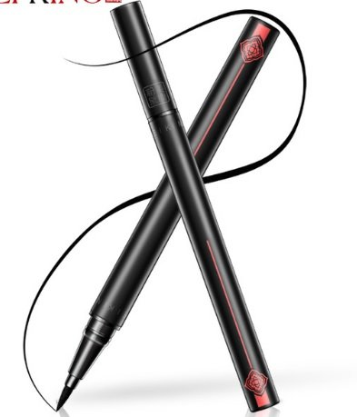 1 Pcs Black Long Lasting Eye Liner Pencil Waterproof Eyeliner Smudge-Proof Cosmetic Beauty Makeup Liquid Eyeliner Pen